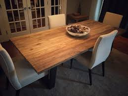 Teak Dining Room Furniture Reclaimed Teak Dining Table U2014 Leading Edge Wood