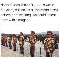 North Korean Memes - dopl3r com memes north koreans havent gone to war in 60 years