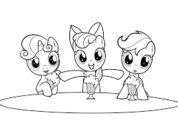 47 cute my little pony free coloring pages gianfreda net