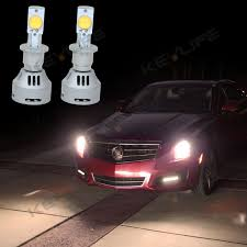 hid d2s hid d4s 6400lm 3000k car led headlight low dipping beam