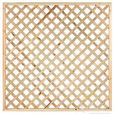 diamond trellis fence panels bu0026q trellis fencing panels convex