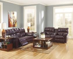 Living Room Set Ashley Furniture Ashley Leather Reclining Living Room Sets Carameloffers