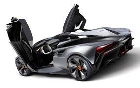 lamborghini hummer hybrid college design student envisions extreme lamborghini supercar to