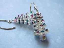 christmas earrings 55 christmas earring best 25 christmas earrings ideas on