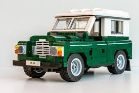 land rover ranch lego ideas landrover 4 x 4