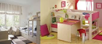 chambre enfant espace petits espace comment gagner de la place dans la chambre des
