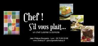 chef de cuisine à domicile chef s il vous plaît petit paumé