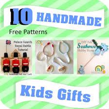10 handmade felt kids gifts american felt u0026 craft blog