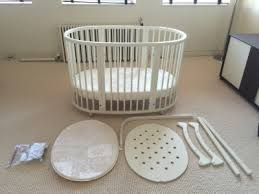 Stokke Mini Crib Gently Used Stokke Sleepi Cribs Available In 10011 Within New York