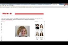 Frisuren Selber Machen Am Pc by Frisuren Virtuell Erstellen So Geht Es Am Pc