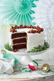 showstopping christmas cake recipes southern living