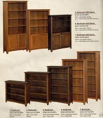 Shaker Bookcase Home Office Gallery Heritage Allwood Furniture