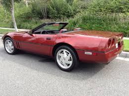 88 corvette for sale 1988 corvette convertible 10 000 original for sale photos