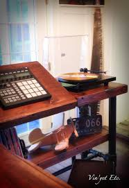 best 25 industrial style desk ideas on pinterest industrial