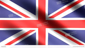 4k flag animation of great britain england stock animation 1805596