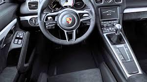 porsche cayenne interior 2017 2016 porsche cayman gt4 interior united cars united cars