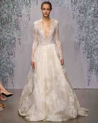 Valentino Wedding Dresses Monique Lhuillier Fall 2016 Wedding Dress Collection Martha