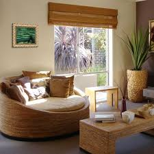 wicker rattan couch furniture for sunroom modern house design