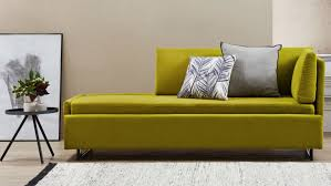 Fabric Sofa Bed Francis Pull Out Fabric Sofabed Fern Domayne