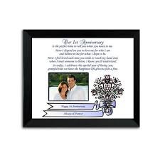 1st wedding anniversary gift for wedding anniversary gifts to husband in india lading for