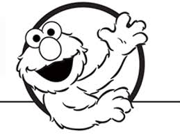 elmo coloring free printable coloring pages 8262