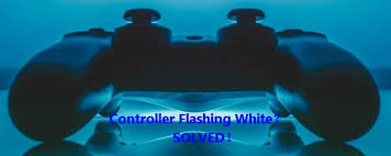 ps4 won t turn on white light ps4 controller flashing white solved driver easy