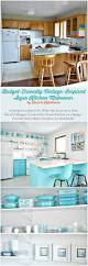 a budget friendly turquoise kitchen makeover dans le lakehouse