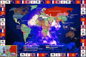 Cold War Europe Map by An Alternate Cold War 1981 By Blamedthande On Deviantart