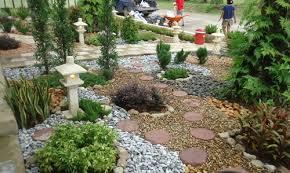 simple rock gardens