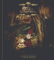 exclusive dark horse announces over the garden wall art book