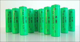 replacing nicd rechargeables with nimh rechargeable batteries in