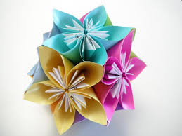 cara membuat origami kusudama ideas archives found here info