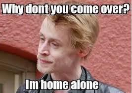 Funny Home Alone Memes - how about no