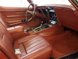 1968 corvette interior 1968 chevrolet corvette convertible 161398