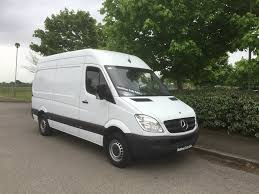 used mercedes benz sprinter vans for sale in watford