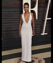 Vanity Fair After Oscar Party Kerry Washington Arrives At The Vanity Fair Oscar Party In Beverly