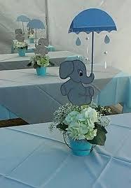 centerpiece for baby shower extraordinary idea elephant centerpieces resultado de imagen para