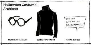 architect signature the sexiest halloween costume is an architect it s really