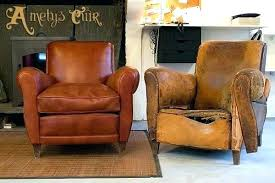 canapé et fauteuil en cuir fauteuil salon cuir recouvrir canape cuir recouvrir fauteuil cuir