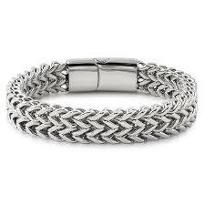 steel bracelet images Magnetic bracelets magnetic titanium bracelets manufacturer from jpg