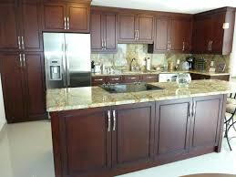 lowes kitchen cabinets pictures dark brown rectangle traditional