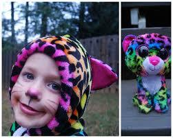 liza jane sews rainbow leopard
