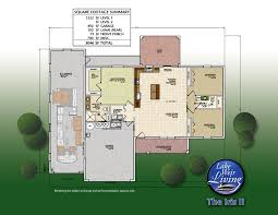 trendy ideas 14 single story house plans with rv garage rv plan