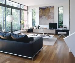 glossy coffee table top minimalist masculin living rooms design
