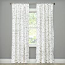 How Much Does It Cost To Dry Clean Curtains Sketched Triangle Curtain Panel Threshold Target