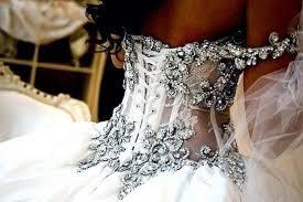 bling wedding dresses corset wedding dresses bling uk inofashionstyle