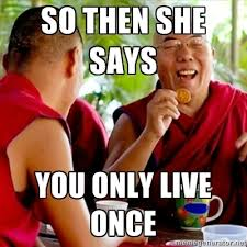 Philosophy Meme - as someone who enjoys studying eastern philosophy especially from