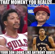 Derrick Rose Memes - nba memes on twitter derrick rose s realization about his son
