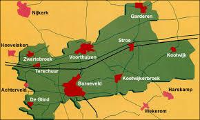 nijkerk netherlands map barneveld netherlands