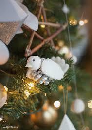 pinecone bird ornament lia griffith